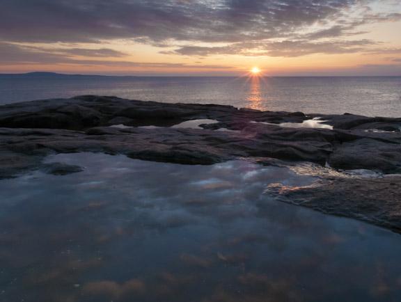 Sunrise Acadia NP