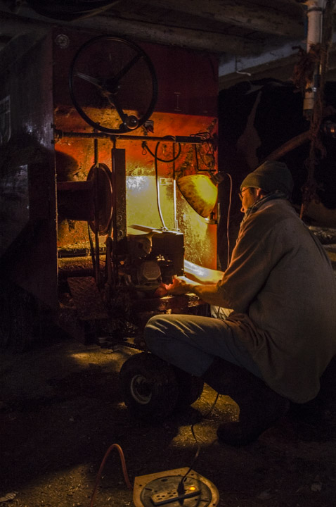 R fixing feedcart
