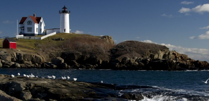Maine in December