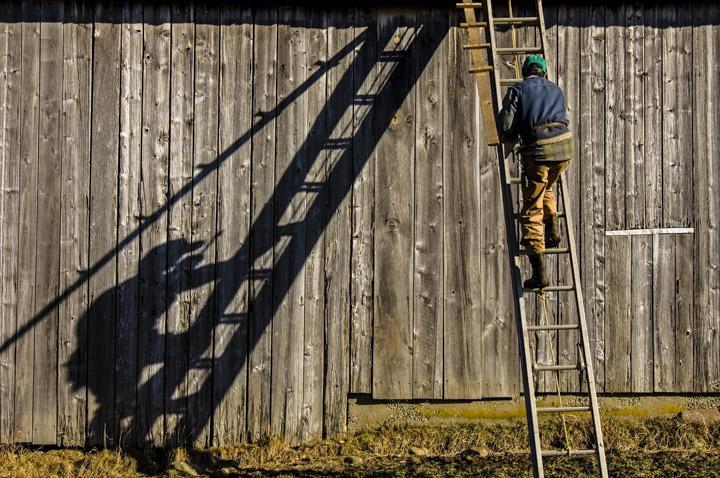 roger & ladder