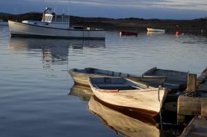 Bass Harbor at dawn, Bass Harbor, Maine